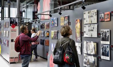 Exposició 'Vibracions prohibides'