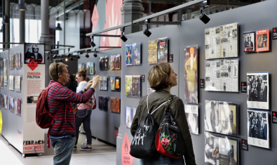 Exposición 'Vibraciones prohibidas'