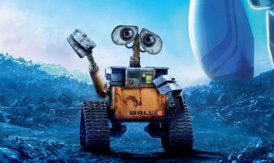 A scene from 'WALL-E'