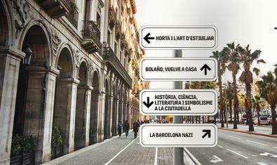 Itineraris per Barcelona
