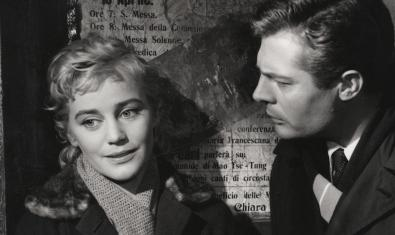 'Las noches blancas', de Visconti