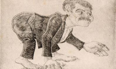 La macroexposición reune más de 400 obras sobre papel