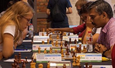 XXI Open Internacional d'Escacs de Sants, Hostafrancs i La Bordeta