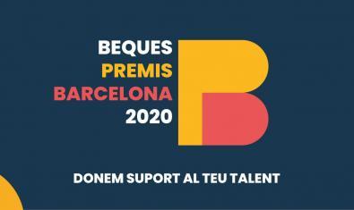 becas de losPremios Barcelona 2020