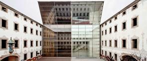 La Sala Mirador es troba a la cinquena planta del CCCB. © CCCB. Adrià Goula, 2011