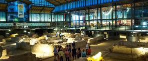 Rutas guiadas nocturnas en el Born Centre de Cultura i Memòria