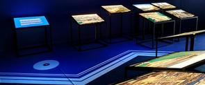 Part of the exhibition 'The coastline of Barcelona'
