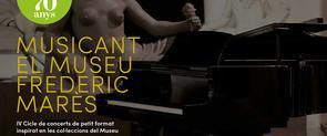 'Musicant el Museu Frederic Marès'