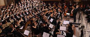 La Orquesta y el Coro de la UB participarán en el XXXII Cicle de Música a la Universitat