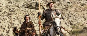 'The man who killed Don Quixote'