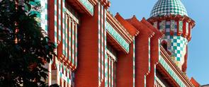 Guided tours back to Casa Vicens