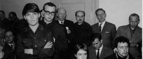 Retrospectiva d'Alexander Kluge a La Virreina. © Archiv der Internationalen Kurzfilmtage Oberhausen