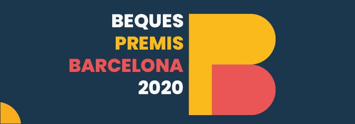 Becas Premios Barcelona 2020