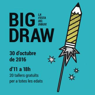Cartell Big Draw 2016