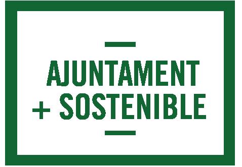 Ajuntament + Sostenible