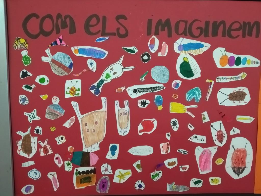 Imaginem els microbis