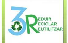 3R,  Reduir, reciclar i reutilitzar