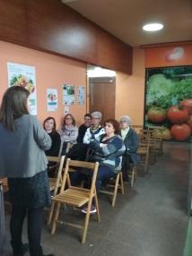 Tallers i xerrades sobre alimentació saludable