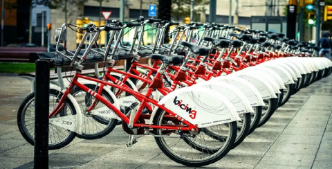 Promoure l´ús de la bicicleta