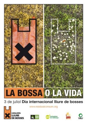 Organització del 3 de juliol Dia Internacional Lliure de Bosses