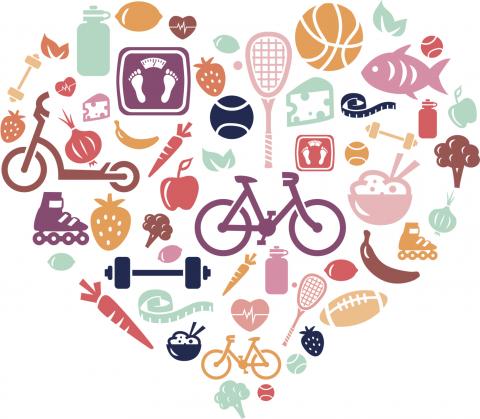 Promocionar els hàbits saludables