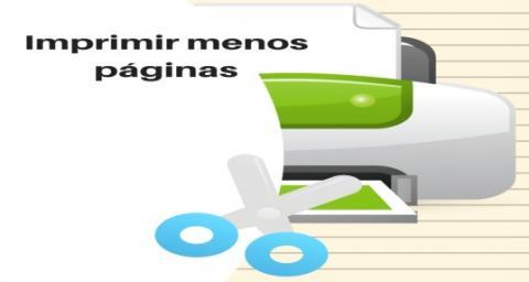 Reducció del consum de material d'oficina