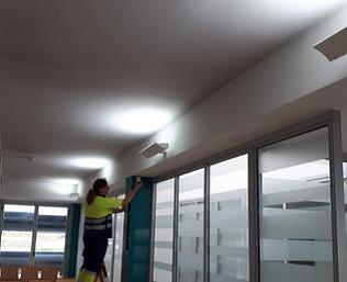 Millorem l'eficiència energètica dels CAP