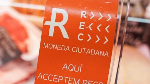 Adhesió dels comerços al REC