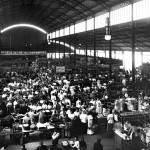 Mercado Abaceria Central Gràcia 1913