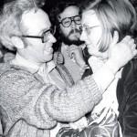 Retrobada de Josep Maria Huertas amb la seva dona i advocada Araceli Aiguaviva a les portes de la Model.
