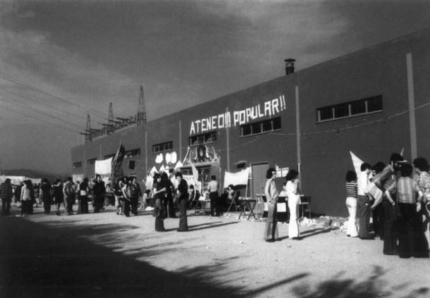 Foto: Kim Manresa / Arxiu Històric de Roquetes-Nou Barris