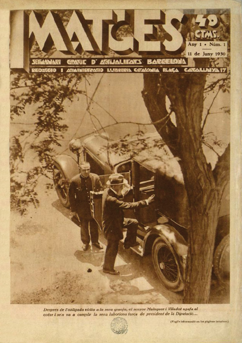 Foto: Arxiu de Revistes Catalanes Antigues