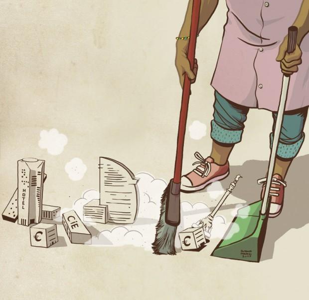 Ilustración: Susanna Martin