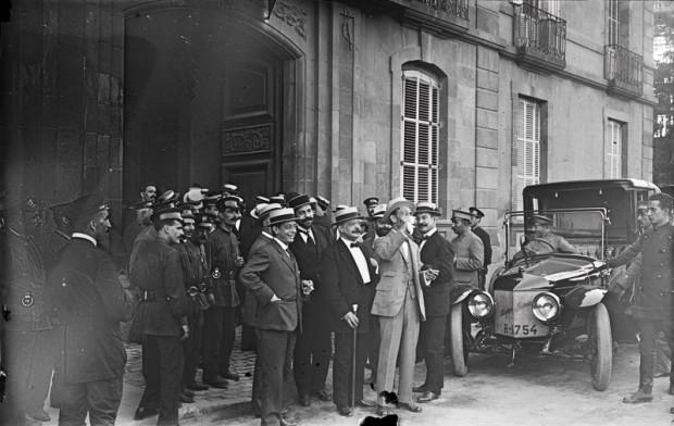 Foto: Josep M. Sagarra i Plana / Arxiu Nacional de Catalunya