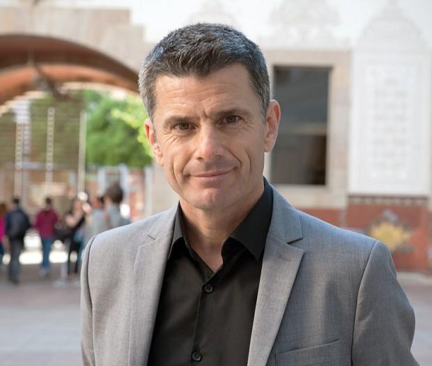Pedro Olalla. Foto: Albert Armengol