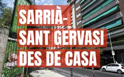 #SarriaStGervasiDesDeCasa