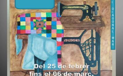 Exposició de quadres a càrrec de Jordi Pedret, del 25 de febrer al 6 de març