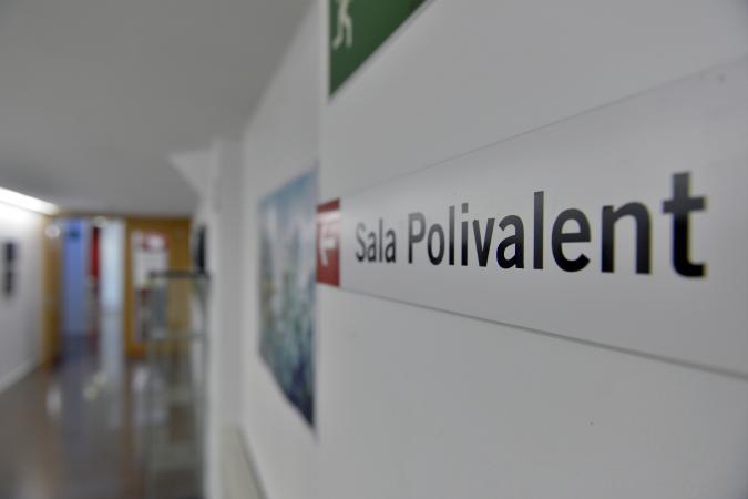 Sala Audiovisuals (Planta Baixa)