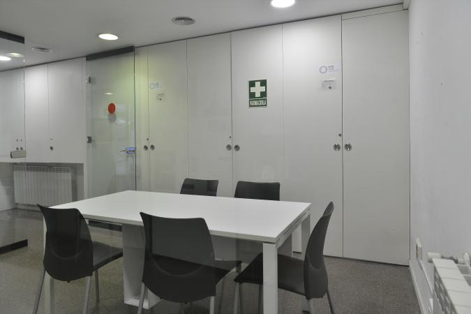 Sala de reunions (Planta Baixa)