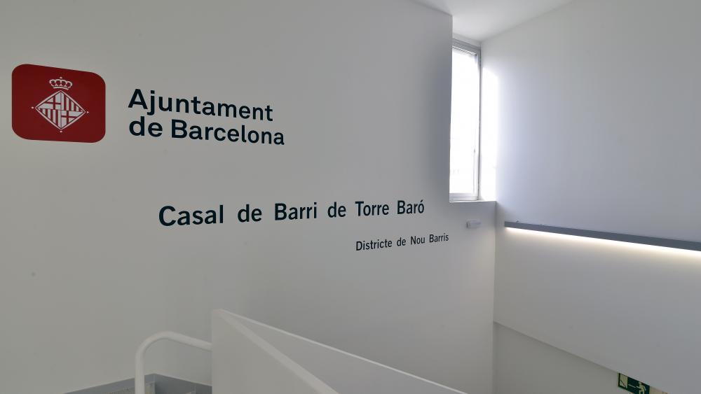 Casal de Barri Torre Baró