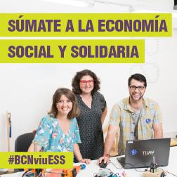 Súmate a la economía social y solidaria. @BCNviuESS