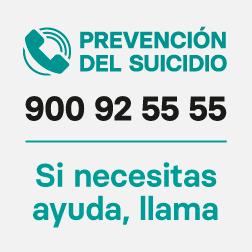 Teléfono de prevención del suicidio