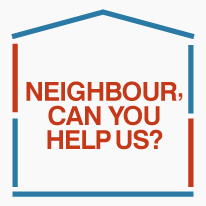 Neighbour, can you help us?