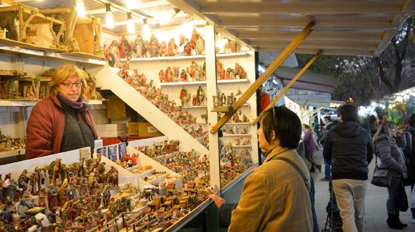 Imagenes Sagrada Familia Navidad.Feria De Navidad De La Sagrada Familia Cultura Popular