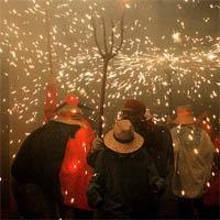 200 grup foc Nou Barris