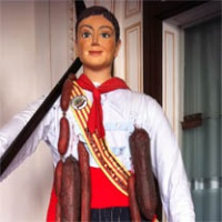 Gegantó Miquelet de la Barceloneta