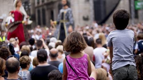 Gegants de Sant Josep de Calassanç