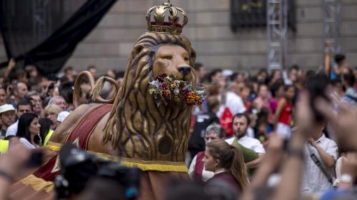 El Lleó de Barcelona