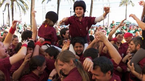 Colla Castellera Jove de Barcelona