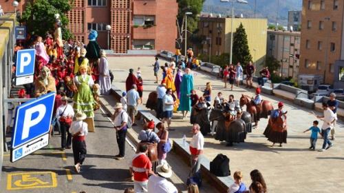 Festa major de Montbau 5